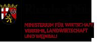 Förderung durch das Ministerium für Wirtschaft, Verkehr, Landwirtschaft und Weinbau