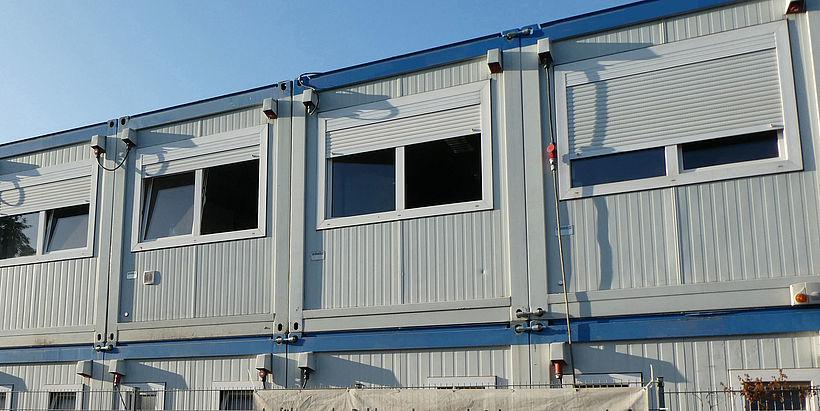 Baucontainer