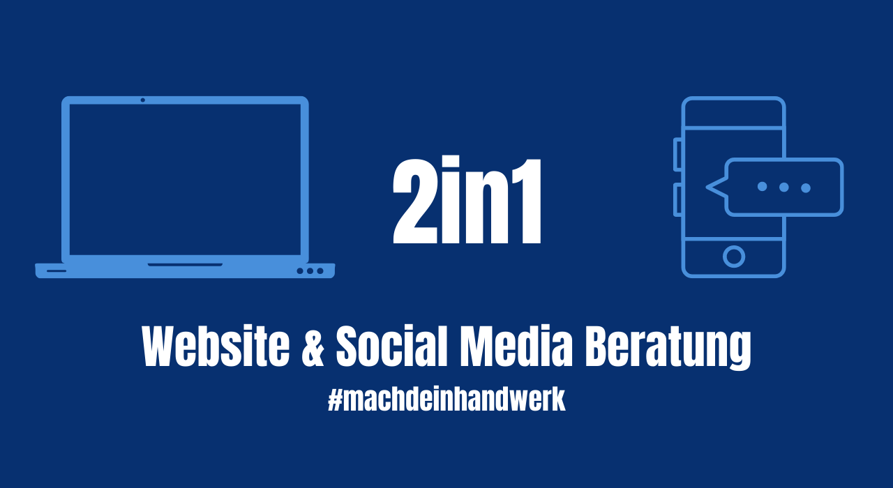 Website & Social Media Beratung