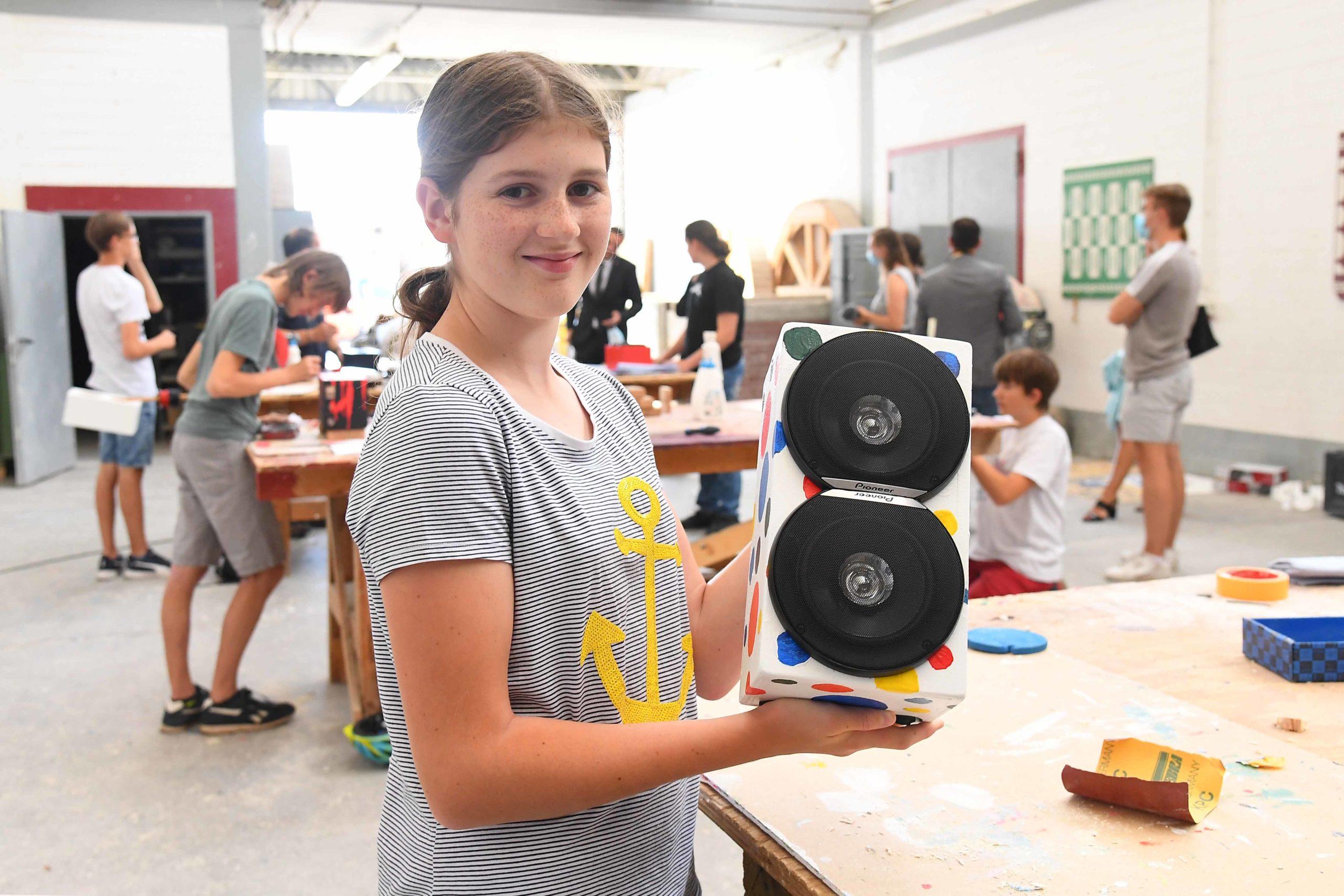 Ferienprogramm Handwerkskammer Rheinhessen